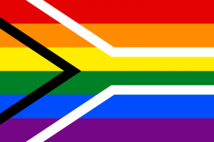South Africa Pride Flag