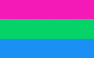 polysexual Pride Flag